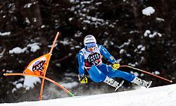 28.12.2017, Stelvio, Bormio, ITA, FIS Weltcup, Ski Alpin, Abfahrt, Herren, im Bild Mattia Casse (ITA) // Mattia Casse of Italy in action during mens Downhill of the FIS Ski Alpine Worldcup at the Stelvio course, Bormio, Italy on 2017/12/28. EXPA Pictures © 2012, PhotoCredit: EXPA/ Johann Groder
