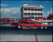 8504 PHX Test Funny cars