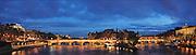 pont neuf and ile de la cité panorama, paris, france