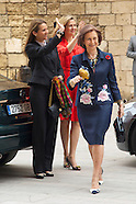 042411 spanish royals mass easter in palma