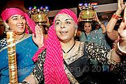 Eve of Wedding ..Himani Singh & Parthajeet Chowdhuri..Sangeet & Mehndi Ceremony - The Boulevard Club.
