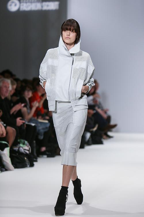Heohwan Simulation - Merit Awards show during London Fashion Week, Spring/Summer 2013