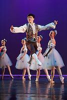 St Paul's School Dance dress rehearsal May 16, 2013.