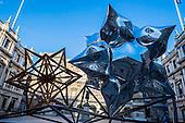 Fran Stella Royal Academy Sculpture