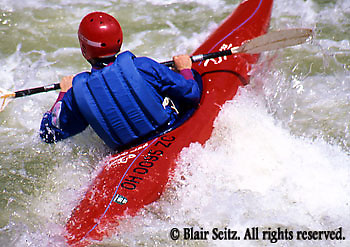 Outdoor recreation, Kayaks, Lehigh River, PA