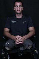 San Diego, California: Portraits - Paralympics Military Program