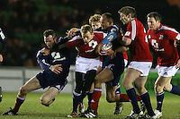 Rugby Union - 2012 Rugby Legends Match - British & Irish Legends vs. French Legends.Josh Lewsey at Twickenham Stoop, London