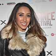 Maya Bulsara attend World Premiere of Team Khan - Raindance Film Festival 2018 at Vue Cinemas - Piccadilly, London, UK. 29 September 2018.