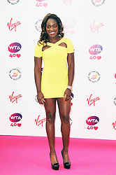 © Licensed to London News. Sloane Stephens, Pre-Wimbledon Party, Kensington Roof Gardens, London UK, 20 June 2013. Photo credit : Richard Goldschmidt/Piqtured/LNP