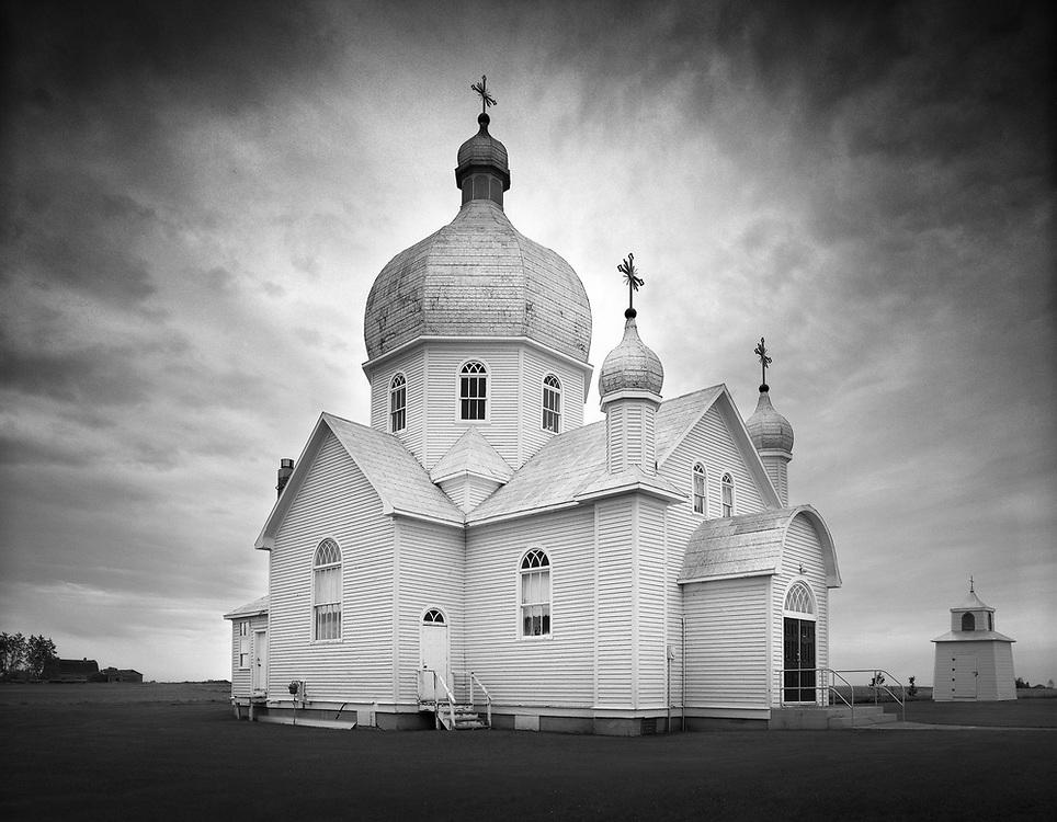 St John the Baptist Ukrainian Greek Catholic Church, Smuts, SK