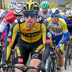 04-04-2021: Wielrennen: Ronde van Vlaanderen (Mannen): Oudenaarde <br />Pascal Eenkhoorn