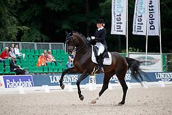 Barbancon Mestre Morgan, ESP, Sir Donnerhall II Old<br /> CDI 3* Grand Prix - CHIO Rotterdam 2017<br /> © Hippo Foto - Sharon Vandeput<br /> Barbancon Mestre Morgan, ESP, Sir Donnerhall II Old