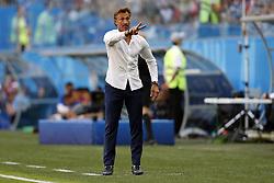 coach Herve Renard of Morocco