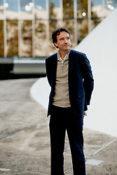 Street style, Antoine Arnault arriving at Stella McCartney Spring Summer 2022 show, held at Espace Niemeyer, Paris, France, on October 4, 2021. Photo by Marie-Paola Bertrand-Hillion/ABACAPRESS.COM