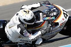 01.05.2010, Motomondiale, Jerez de la Frontera, ESP, MotoGP, Race, im Bild Arne Tode - Racing team Germany. EXPA Pictures © 2010, PhotoCredit: EXPA/ InsideFoto / SPORTIDA PHOTO AGENCY