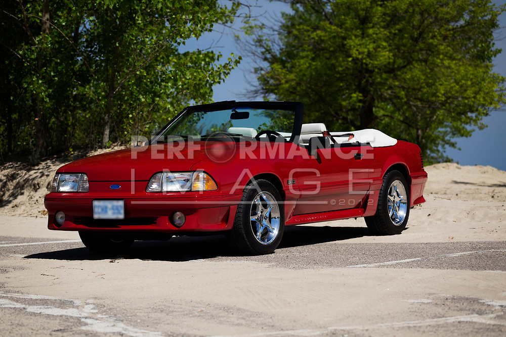 1991 Ford Mustang G.T.