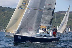 Final days' racing at the Silvers Marine Scottish Series 2016, the largest sailing event in Scotland organised by the  Clyde Cruising Club<br /> <br /> Racing on Loch Fyne from 27th-30th May 2016<br /> <br /> IRL29213, Something Else, Hall/McDonnell, National YC, J109<br /> <br /> Credit : Marc Turner / CCC<br /> For further information contact<br /> Iain Hurrel<br /> Mobile : 07766 116451<br /> Email : info@marine.blast.com<br /> <br /> For a full list of Silvers Marine Scottish Series sponsors visit http://www.clyde.org/scottish-series/sponsors/