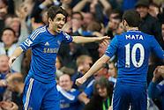 Chelsea v Tottenham Hotspur 080513