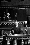 Georges-Augustin Bidault 5 October 1899 – 27 January 1983) French politician. During World War II, he was active in the French Resistance. After the war, he served as foreign minister and prime minister on several occasions before he joined the Organisation armée secrète.