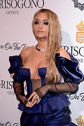 Rita Ora attending the de Grisogono party ahead the 70th Cannes Film Festival, at Eden Roc Hotel in Antibes, France on May 23, 2017. Photo Julien Reynaud/APS-Medias/ABACAPRESS.COM