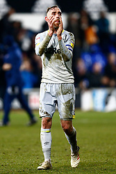 Richard Keogh of Derby County at the final whistle - Mandatory by-line: Phil Chaplin/JMP - 13/02/2019 - FOOTBALL - Portman Road - Ipswich, England - Ipswich Town v Derby County - Sky Bet Championship