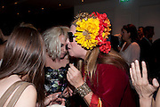 JAIME WINSTONE; KATRINE BOORMAN, The after-party after the premiere of Duncan WardÕs  film ÔBoogie WoogieÕ ( based on the book by Danny Moynihan). Westbury Hotel. Conduit St. London.  13 April 2010 *** Local Caption *** -DO NOT ARCHIVE-© Copyright Photograph by Dafydd Jones. 248 Clapham Rd. London SW9 0PZ. Tel 0207 820 0771. www.dafjones.com.<br /> JAIME WINSTONE; KATRINE BOORMAN, The after-party after the premiere of Duncan Ward's  film 'Boogie Woogie' ( based on the book by Danny Moynihan). Westbury Hotel. Conduit St. London.  13 April 2010