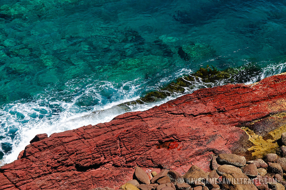 Reds Point in the Ben Boyd National Park on the Sapphire Coast of New South Wales.