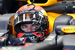 June 23, 2017 - Baku, Azerbaijan - Motorsports: FIA Formula One World Championship 2017, Grand Prix of Europe, ..#33 Max Verstappen (NLD, Red Bull Racing) (Credit Image: © Hoch Zwei via ZUMA Wire)
