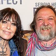 NLD/Amsterdam/20150309 - Premiere Fucking Perfect, Henk Schiffmacher en partner Louise van Teylingen