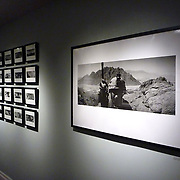 """""""The Fighting Season"""", exhibition 30 x 40 inch large format silver gelatin landscape prints at Kinsman Robinson Galleries in Toronto, Canada."""