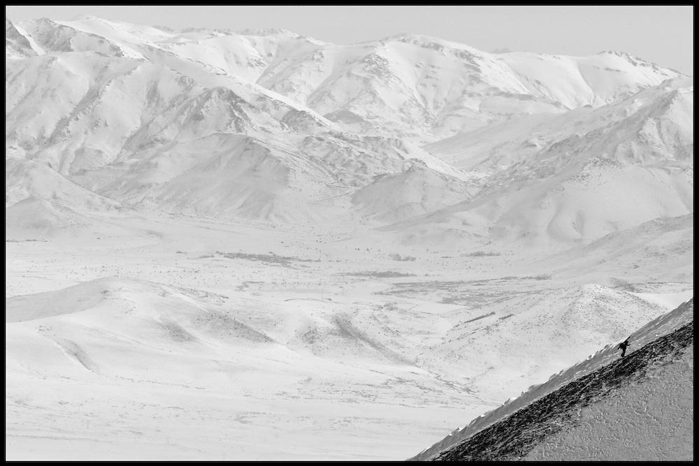 Rider: Seb Michaud .Location: Erciyes (Turkey)