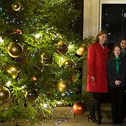 Christmas Tree at Downing Street
