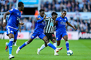Newcastle United v Leicester City 290918