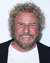 LOS ANGELES, CA, USA - FEBRUARY 08: 2019 MusiCares Person Of The Year Honoring Dolly Parton held at the Los Angeles Convention Center on February 8, 2019 in Los Angeles, California, United States. 08 Feb 2019 Pictured: Sammy Hagar. Photo credit: Xavier Collin/Image Press Agency / MEGA TheMegaAgency.com +1 888 505 6342