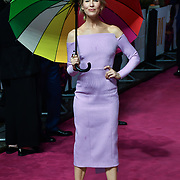 Renée Zellweger arrivers at the Judy - London premiere at Curzon Mayfair, 38 Curzon Street, on 30 September 2019, London, United Kingdom