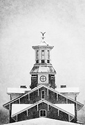 The Station in the Snow, Wilkes-Barre PA