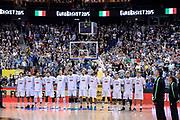 DESCRIZIONE : Berlino Berlin Eurobasket 2015 Group B Germany Germania - Italia Italy<br /> GIOCATORE : Team Italia Italy<br /> CATEGORIA : Before Pregame<br /> SQUADRA : Italia Italy<br /> EVENTO : Eurobasket 2015 Group B<br /> GARA : Germany Italy - Germania Italia<br /> DATA : 09/09/2015<br /> SPORT : Pallacanestro<br /> AUTORE : Agenzia Ciamillo-Castoria/M.Longo