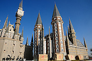 "SHIJIAZHUANG, CHINA - DECEMBER 12: (CHINA OUT)<br /> <br /> Academy of Fine Arts which is built like Hogwarts School of Witchcraft and Wizardry<br /> <br /> A general view of Hebei Academy of Fine Arts which is built like Hogwarts School of Witchcraft and Wizardry on December 12, 2014 in Shijiazhuang, Hebei province of China. Hebei Academy of Fine Arts built a teaching building at its south campus which looked like Hogwarts School of Witchcraft and Wizardry in novel ""Harry Potter"" of English writer Joanne Kathleen Rowling. <br /> ©Exclusivepix Media"