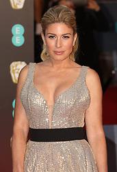 2018 Bafta Film Awards from the Royal Albert Hall London<br /><br />18 February 2018.<br /><br />Please byline: Vantagenews.com