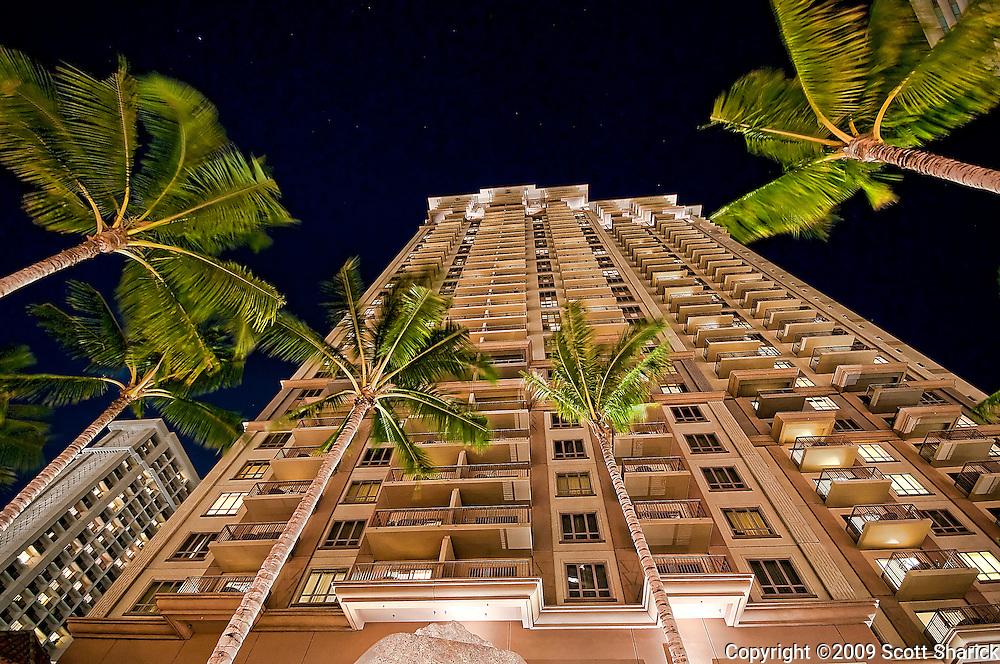 The Grand Waikikian Hotel by Hilton.