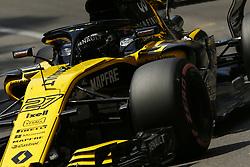 May 26, 2018 - Monte Carlo, Monaco - Motorsports: FIA Formula One World Championship 2018, Grand Prix of Monaco, .#27 Nico Hulkenberg (GER, Renault Sport Formula One Team) (Credit Image: © Hoch Zwei via ZUMA Wire)