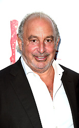 File photo dated 15/09/15 of Topshop owner Sir Philip Green who has been named, by Lord Hain speaking in the House of Lords, as the businessman behind an injunction against the Daily Telegraph.