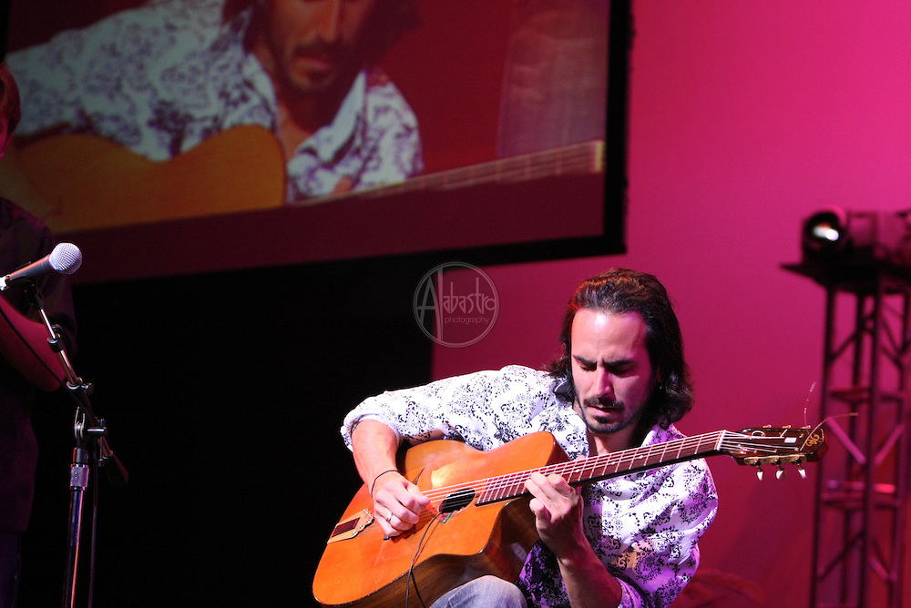 1st Annual Los Angeles Guitar Festival, July 2011.  Gonzalo Bergara Quartet.