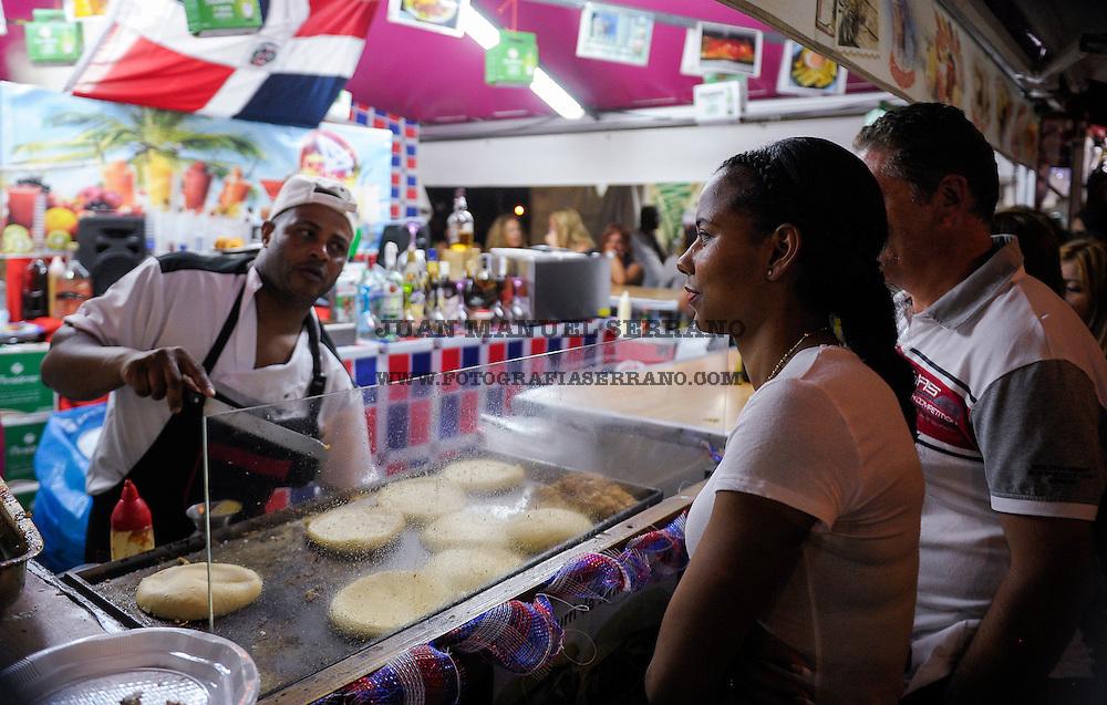 15-08-2016 santander<br /> Feria Naciones<br /> Fotos: Juan Manuel Serrano Arce