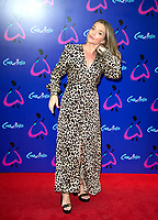 Candice Brown at the Gala Performance of Andrew Lloyd Webber's Cinderella  at the Gillian Lynne Theatre in Drury Lane, London, United Kingdom