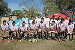 Lance da partida entre as equipes do Meninos da Vila e Intersul válida pela Copa Coca-Cola, no campo do Piriquito, neste sábado 10/09/2011, em Porto Alegre Alegre. FOTO: Itamar AguiarPreview.com