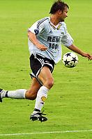 Fotball, 23. juli 2003, NM, If-cup, Rosenborg - Lyn 5-0, Roar Strand,  RBK<br /> Foto: Carl-Eri k Eriksson, Digitalsport