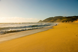 Montara Beach,.San Mateo Coast of California, south of San Francisco.  Photo copyright Lee Foster, 510-549-2202, lee@fostertravel.com, www.fostertravel.com. Photo 402-31244