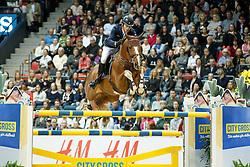 Smolders Harrie, (NED), Bokai<br /> Longines FEI World Cup Jumping Part III - Goteborg 2016<br /> © Hippo Foto - Dirk Caremans<br /> 28/03/16