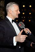 Rainer Maria Salzgeber anlässlich der Verleihung der Sports Awards 2019